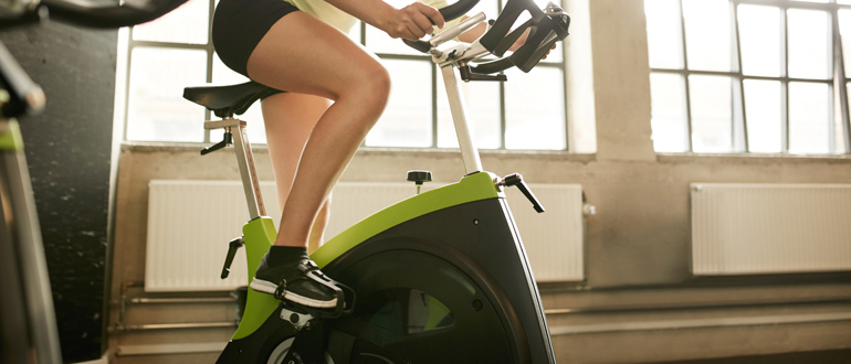 Exercise Bike Stationary Bike